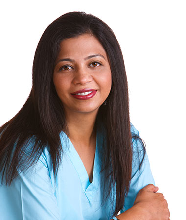 Chaitali Nangrani, MD, portrait