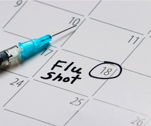 Time for your Flu Shot