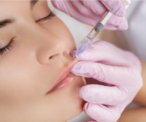 What is the Botox lip flip?