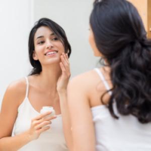 Do you have a skin care regimen?